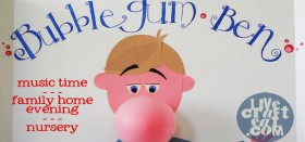 primary music time and family home evening resource – bubblegum ben