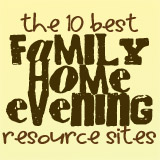 family home evening resources list