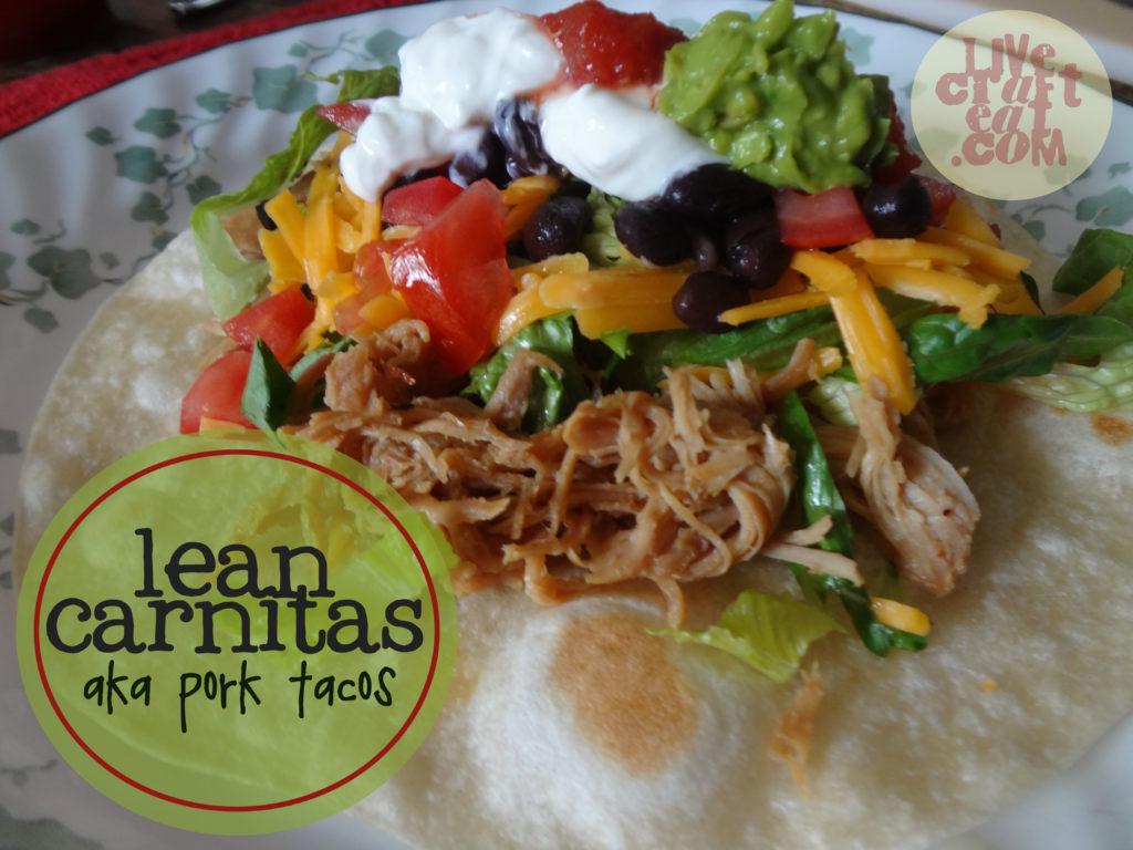 pork taco recipe cover