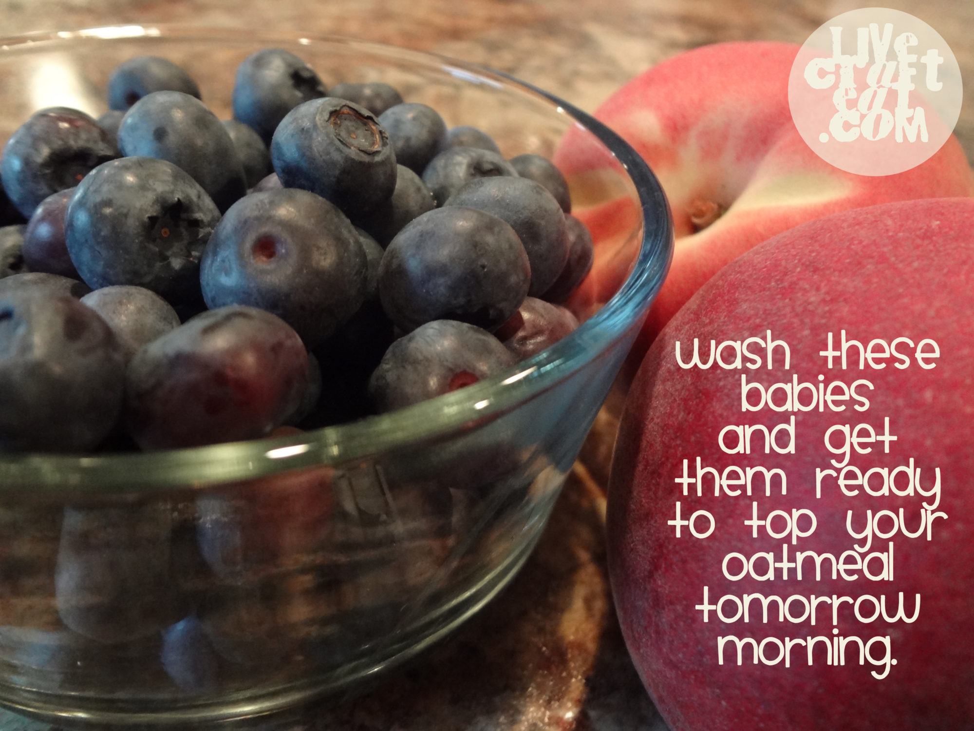 refrigerator oatmeal recipe with fruit