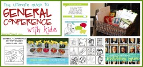 Activities, Games and Ideas For General Conference With Kids – The Ultimate Guide