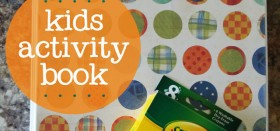 make your own: kids dry-erase activity book