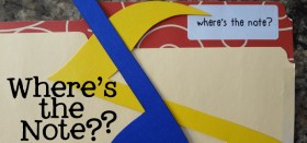 where's the note? / primary music time activity idea