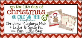 on the 11th day of christmas {giveaway series}