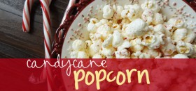 recipe for candy cane popcorn