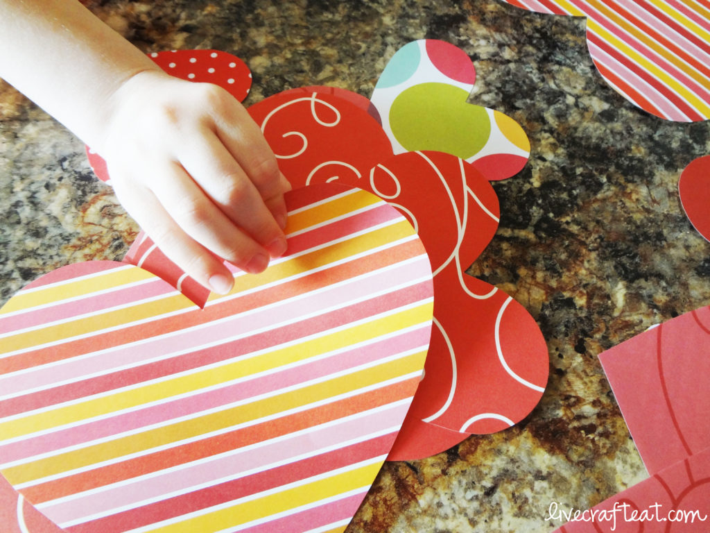 kids games and decorations for valentine's day