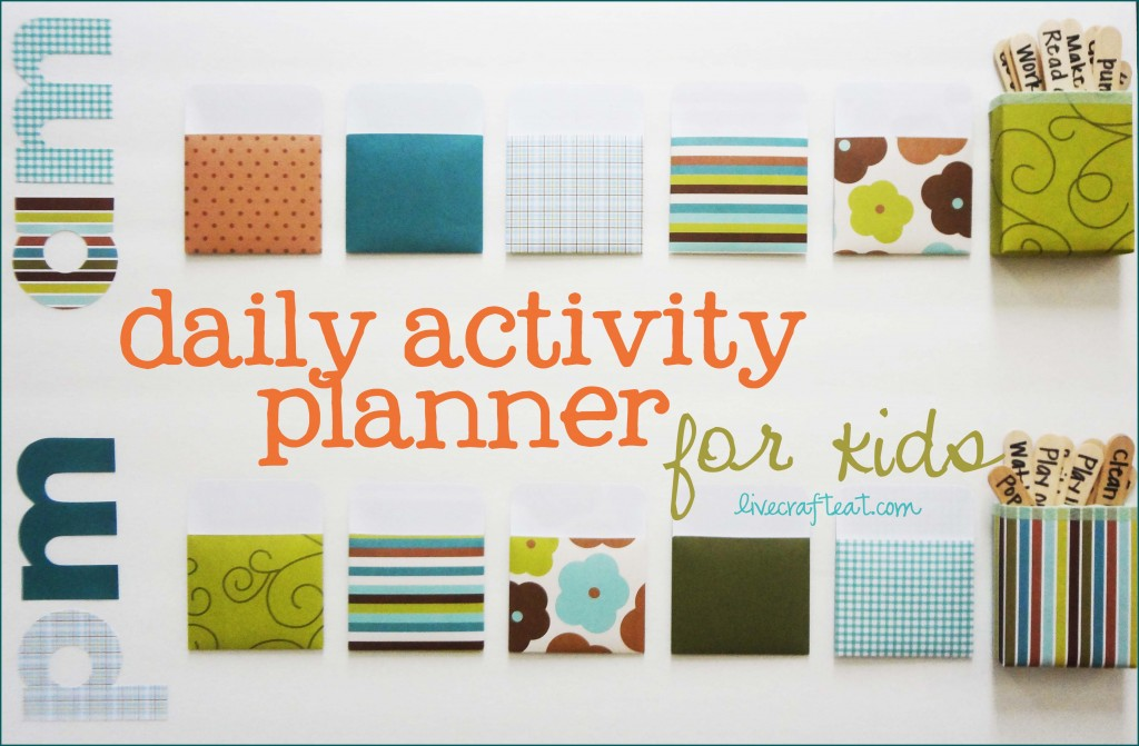 daily activities for kids
