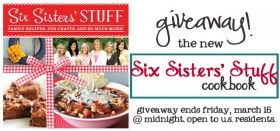 six sister's stuff cookbook :: review & giveaway!!