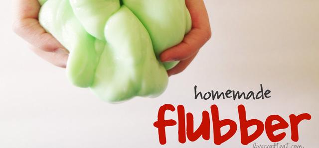 Homemade Flubber Recipe For Kids | Live Craft Eat