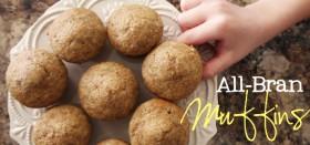 all bran muffins