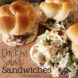 chicken salad sandwich recipes
