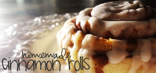 easy homemade cinnamon rolls (overnight + frozen too!)