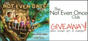 "review (and giveaway) for ""the not even once club"" by wendy watson nelson"