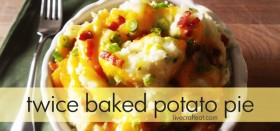 twice baked potato pie