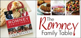 "Book Review :: ""The Romney Family Table"""