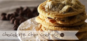 our family's favorite chocolate chip cookie recipe