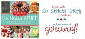 a year with six sisters' stuff :: a review & giveaway!!