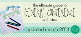 *UPDATED* april 2014 general conference guide for kids