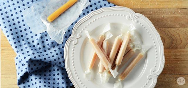 easy homemade caramel recipe