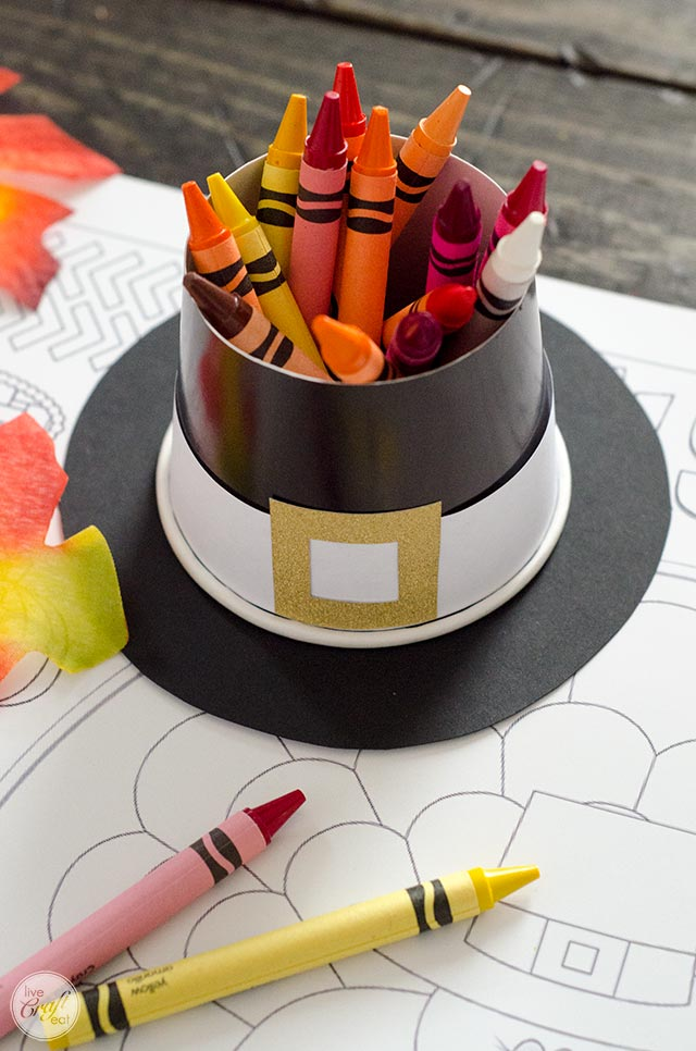 pilgrim crayon cup holder