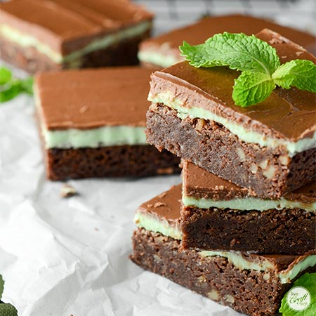 homemade mint brownies recipes