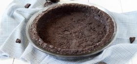 easy oreo cookie pie crust