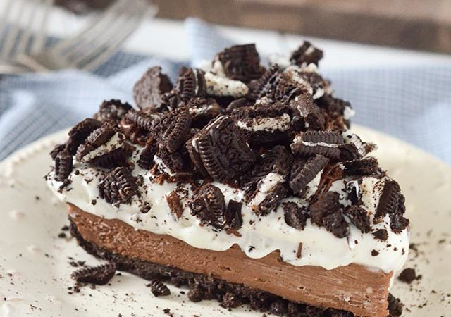 oreo nutella cheesecake recipe
